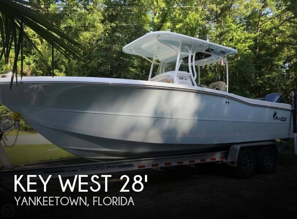 Used Boats For Sale in Gainesville, Florida by owner | 2016 Key West 28