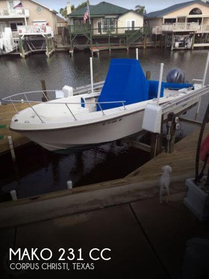 Used MAKO Boats For Sale in Texas by owner | 1988 Mako 23