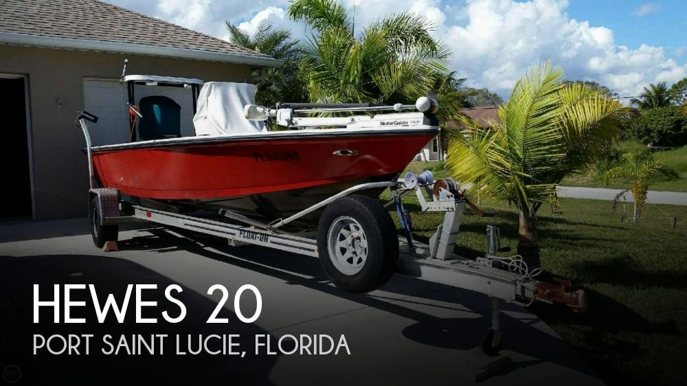 Used Boats For Sale by owner | 1998 Hewes 20