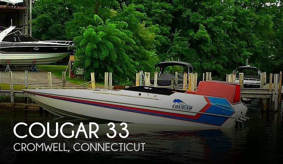 Used Cougar Boats For Sale by owner | 1988 Cougar 33