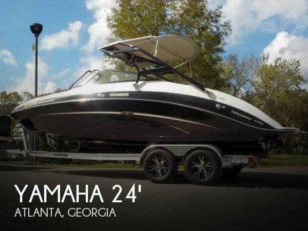 Used Yamaha Boats For Sale in Georgia by owner   2014 Yamaha 24