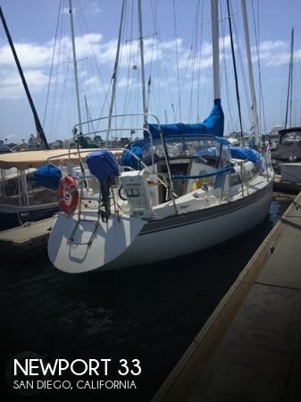 Used Newport Boats For Sale by owner | 1982 Newport 33