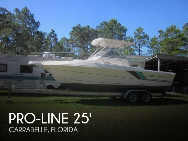 Used Boats For Sale by owner | 1993 Pro-Line 25