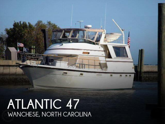 1986 ATLANTIC 47 for sale