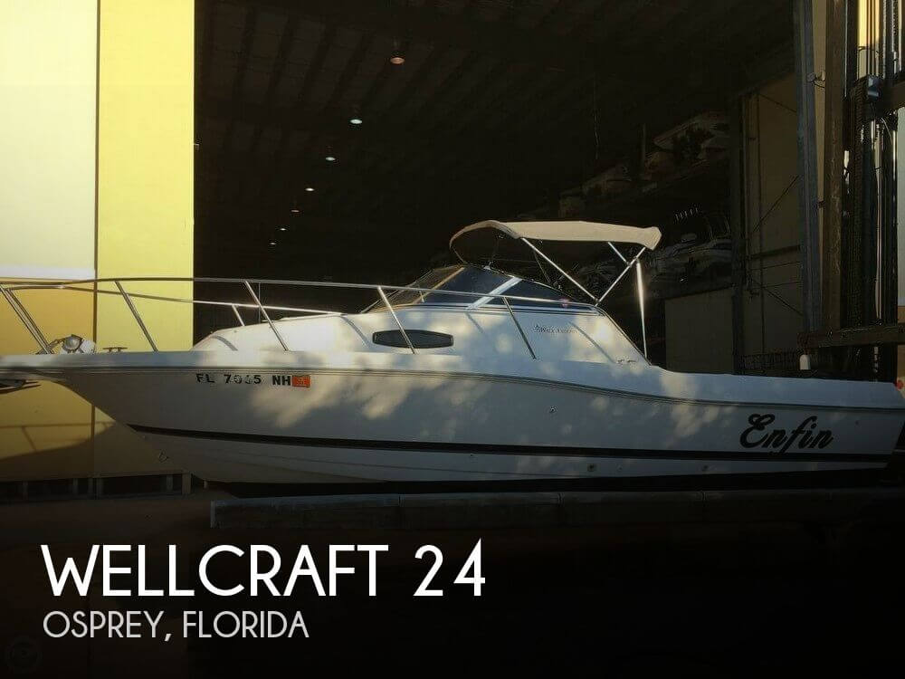 Used Wellcraft 24 Boats For Sale by owner | 1999 Wellcraft 24