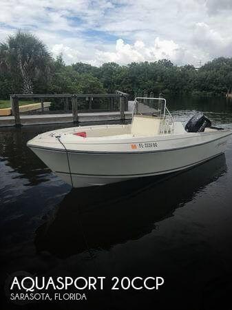 Used Aquasport Boats For Sale by owner   1979 Aquasport 20