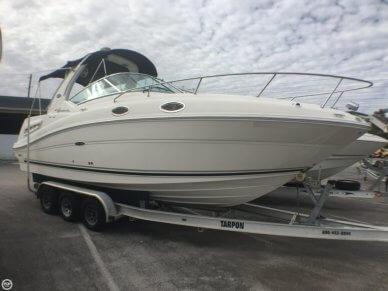 Sea Ray 260 Sundancer, 28', for sale - $44,500
