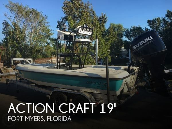 Used Action Craft Boats For Sale by owner | 2015 Action Craft 19