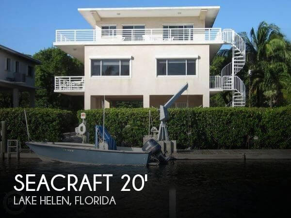 Used SEACRAFT Boats For Sale by owner   1973 SeaCraft 19