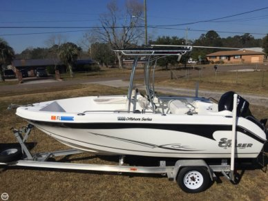 Sea Chaser 1900 CC Offshore Series, 18', for sale - $21,495