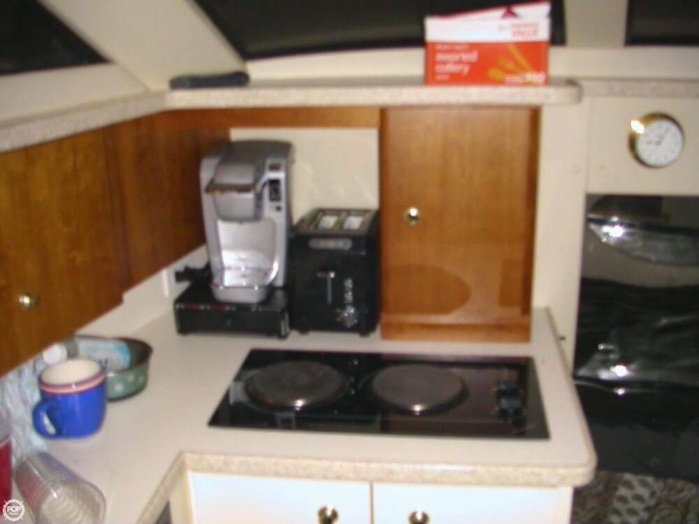 1998 Silverton boat for sale, model of the boat is 322 & Image # 5 of 41