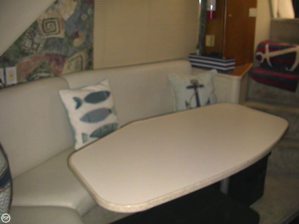1998 Silverton boat for sale, model of the boat is 322 & Image # 13 of 41