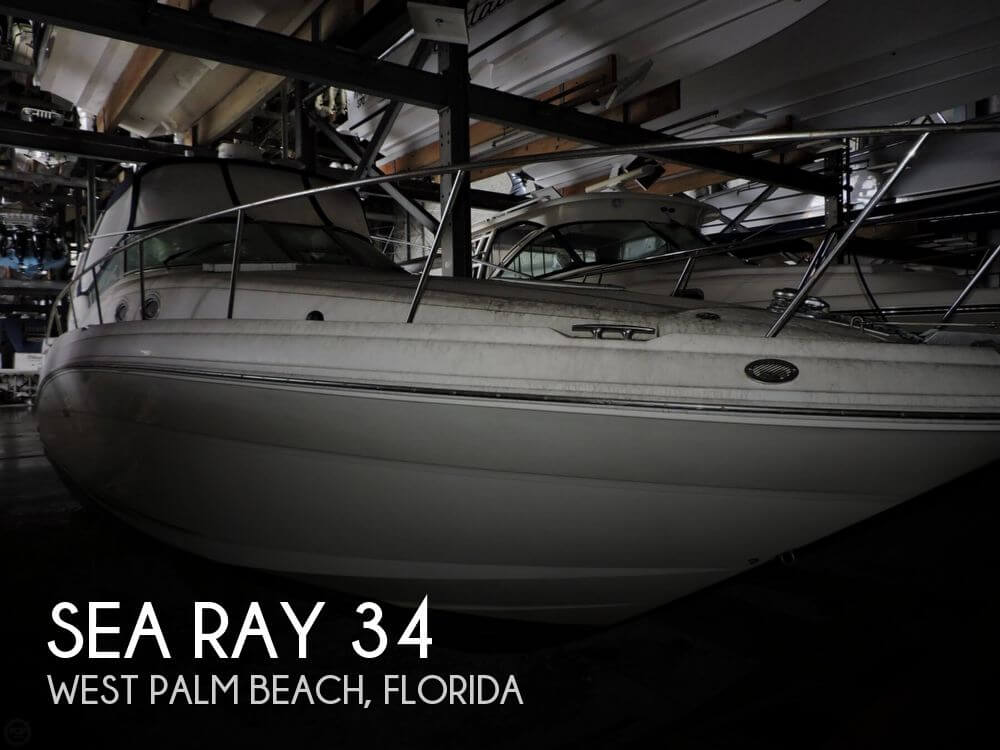 Used Sea Ray 34 Boats For Sale by owner | 2006 Sea Ray 34