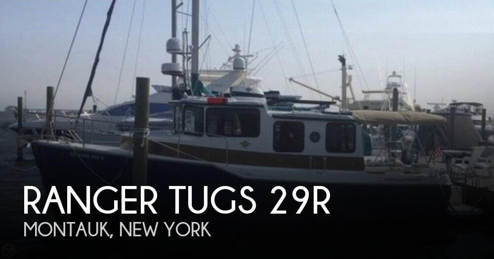 2012 Ranger Tugs boat for sale, model of the boat is 29R & Image # 1 of 11