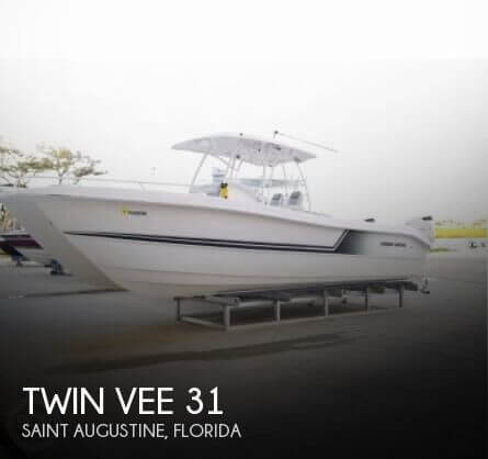 Used Boats For Sale in Gainesville, Florida by owner | 2017 Twin Vee 31