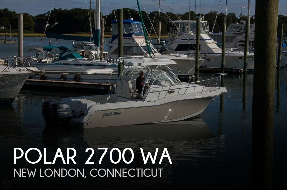 Used Polar Boats For Sale by owner | 2007 Polar 27