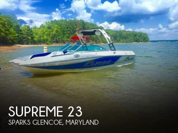Used Boats For Sale in Reading, Pennsylvania by owner | 2015 Supreme 23