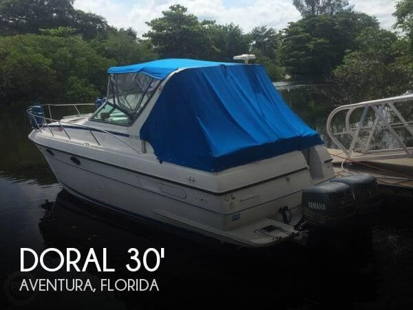 Used Doral Boats For Sale by owner | 1992 Doral 30