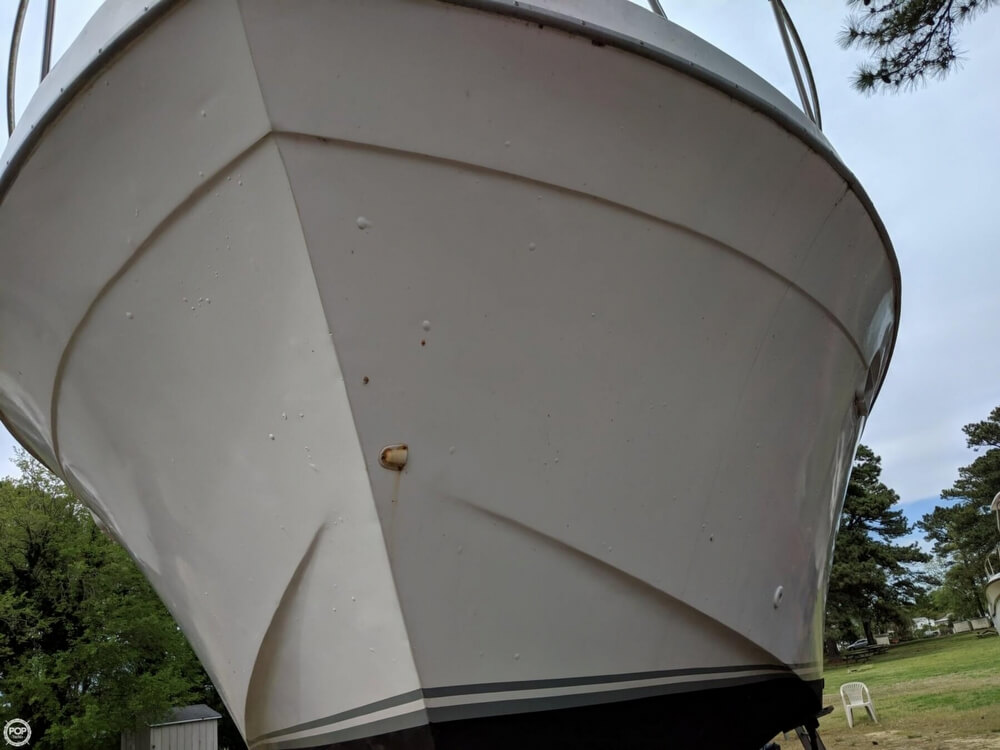 1979 Uniflite boat for sale, model of the boat is 38 Convertible & Image # 16 of 40