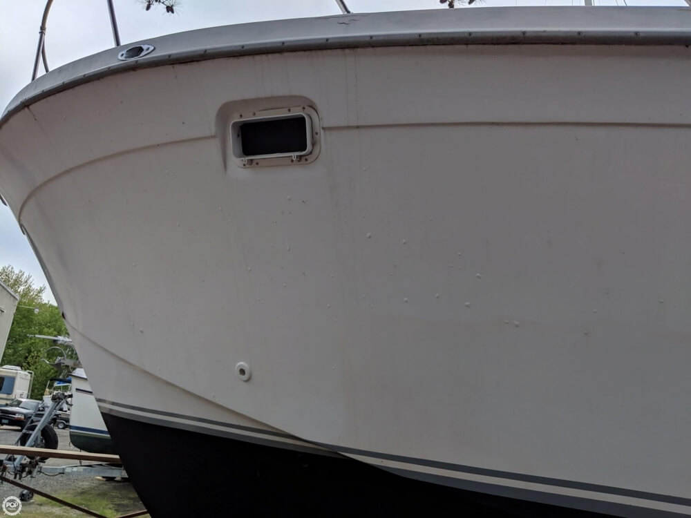 1979 Uniflite boat for sale, model of the boat is 38 Convertible & Image # 24 of 40