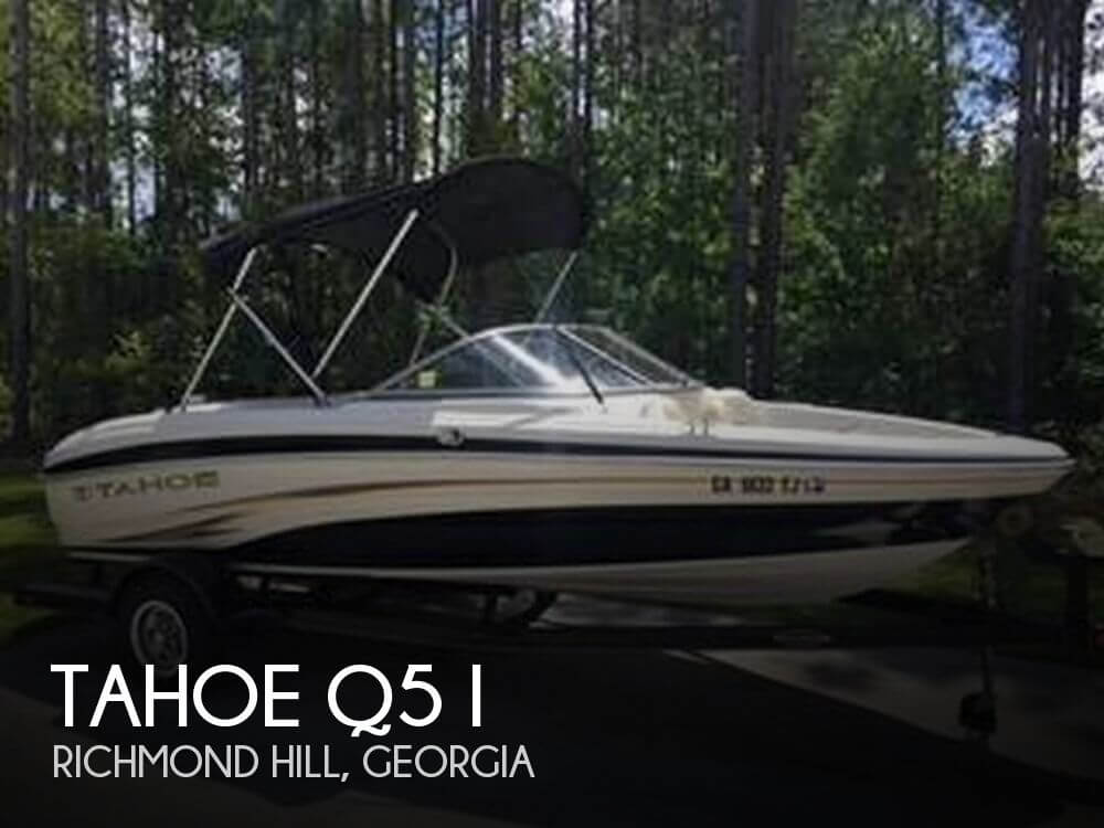 Used Tahoe Boats For Sale in Georgia by owner   2011 Tahoe 19