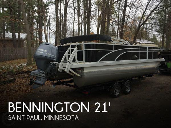 Used Bennington Pontoon Boats For Sale by owner | 2016 Bennington 21