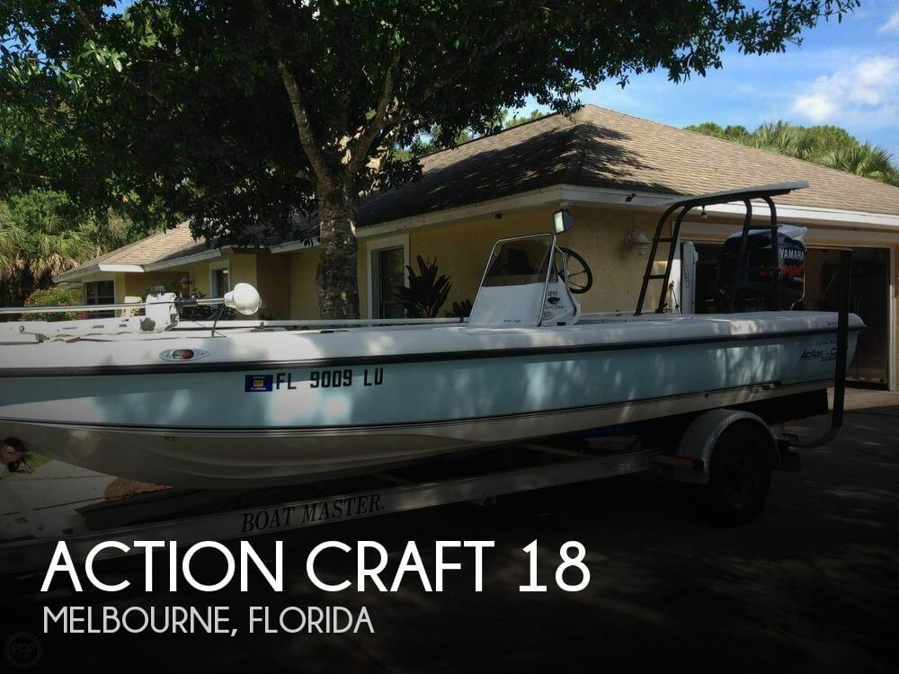Used Action Craft Boats For Sale by owner   2002 Action Craft 18