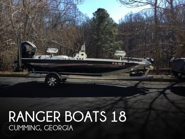 Used Ranger Boats For Sale in Georgia by owner | 2017 Ranger Boats 18