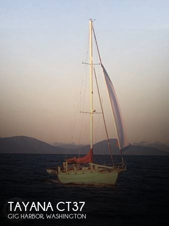 Used Sailboats For Sale in Washington by owner | 1978 Tayana 37