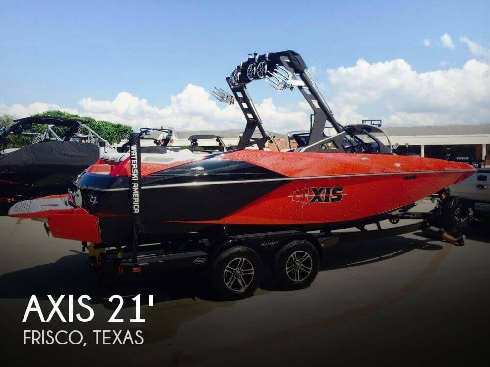 Used Axis Boats For Sale by owner | 2015 Axis 21