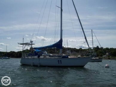 Tartan 33, 33', for sale - $28,000