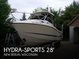 2004 Hydra-Sports 2800 WA