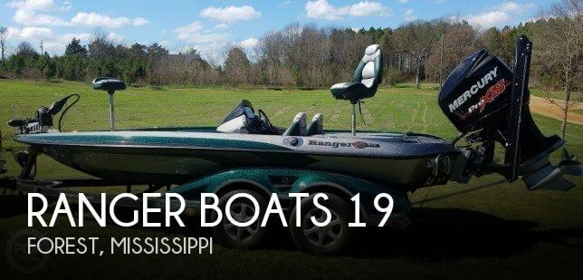 Used Ranger Boats For Sale by owner | 2014 Ranger Boats 19
