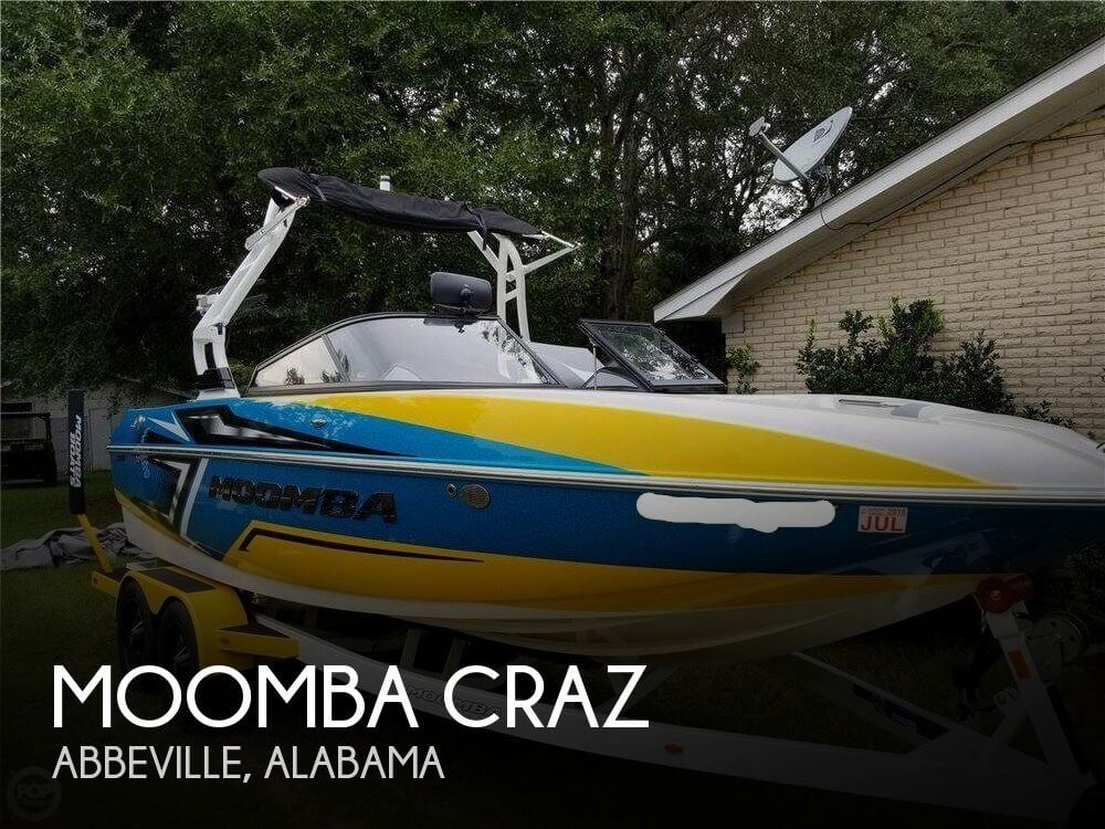 Used Boats For Sale in Dothan, Alabama by owner | 2017 22 foot Moomba Craz