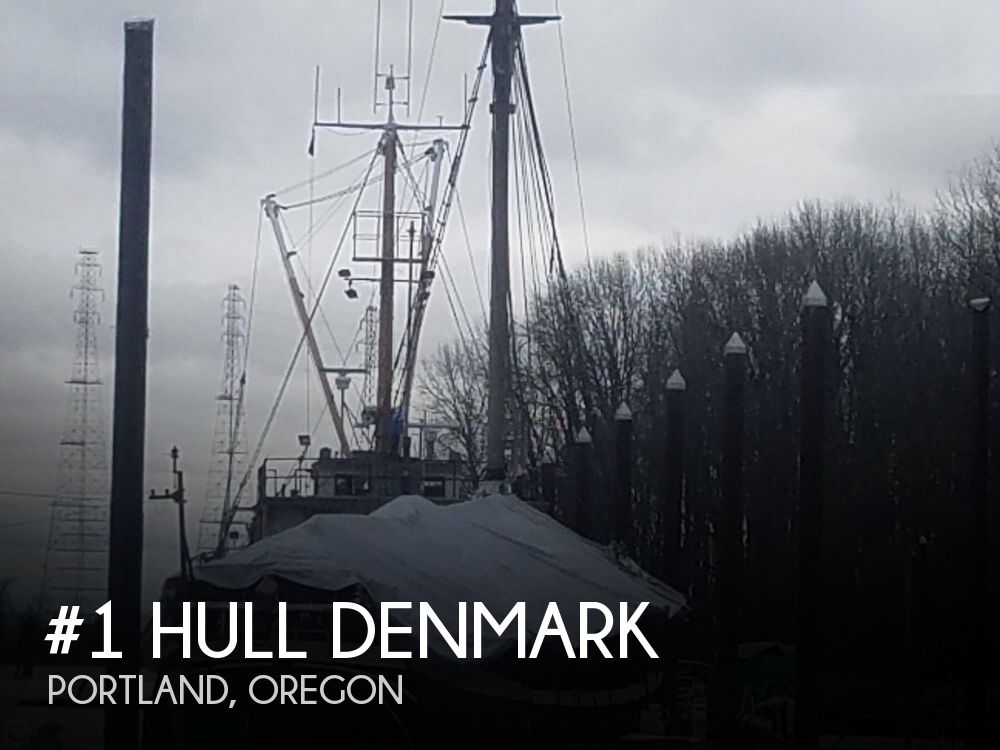 Used Boats For Sale in Oregon by owner | 1904 #1 Hull 100