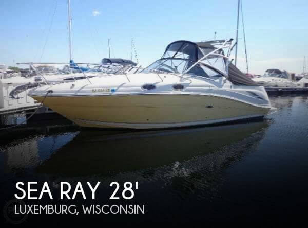 Used Boats For Sale by owner | 2005 Sea Ray 28