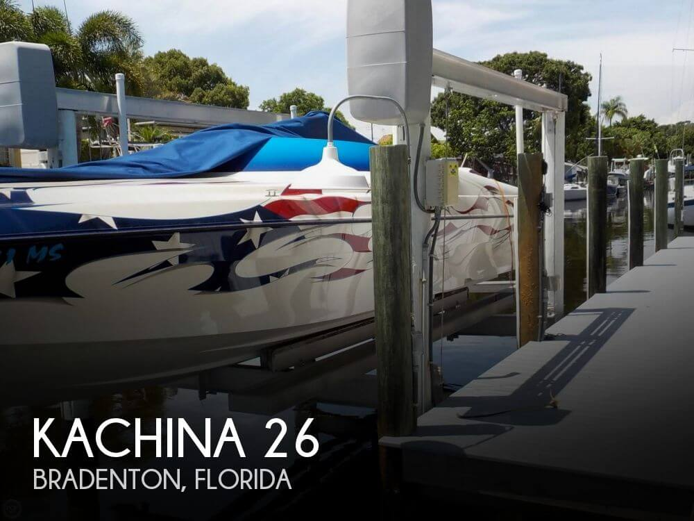 Used KACHINA  Boats For Sale by owner | 2005 Kachina 26