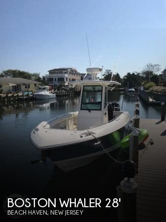 Used 28 Boats For Sale by owner | 2013 Boston Whaler 28