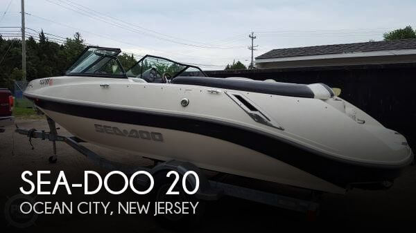 Used Sea-Doo Boats For Sale by owner | 2008 Sea-Doo 20