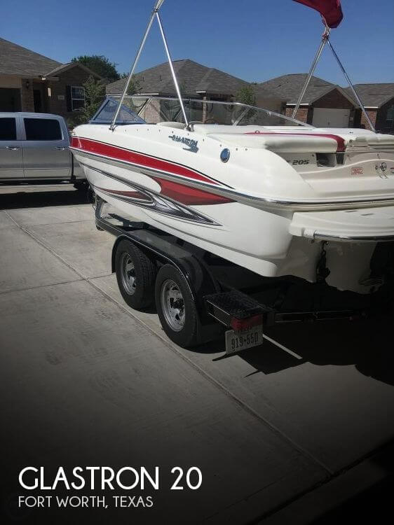 Used Glastron Ski Boats For Sale by owner | 2009 Glastron 20
