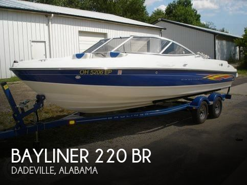 Used Bayliner 23 Boats For Sale by owner | 2007 Bayliner 23