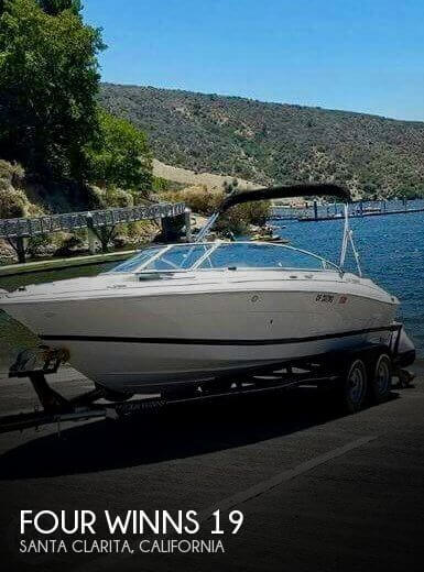 Used Four Winns 19 Boats For Sale by owner | 2005 Four Winns 19