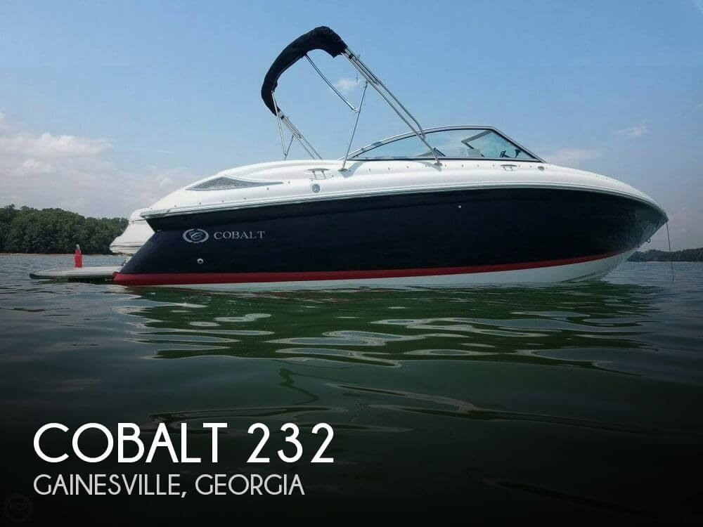 Used Ski Boats For Sale in Georgia by owner | 2006 Cobalt 23