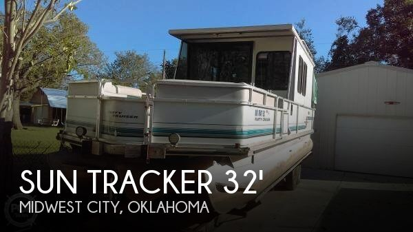 Used Tracker Boats For Sale in Oklahoma by owner | 1995 Tracker 32