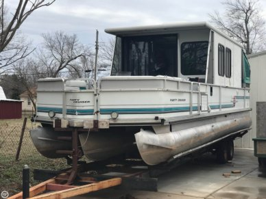 Sun Tracker Party Cruiser 32, 32', for sale - $17,900