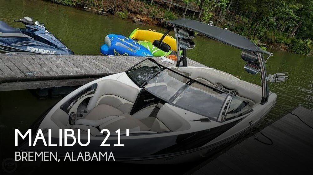 Used Boats For Sale in Birmingham, Alabama by owner | 2009 Malibu 21