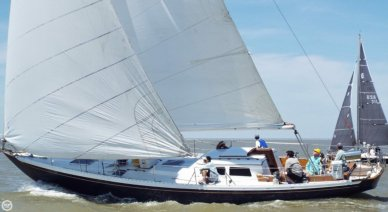 Columbia C 50 Cutter Rig Sloop, 50', for sale - $55,000