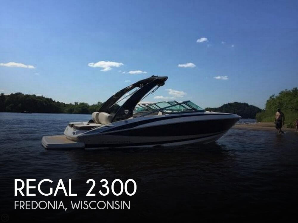 Used Boats For Sale in Milwaukee, Wisconsin by owner | 2015 Regal 2300