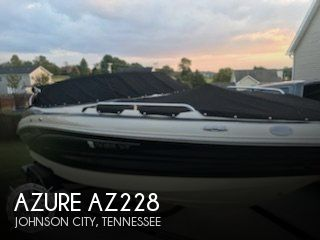 Used Boats For Sale in Johnson City, Tennessee by owner | 2006 Azure 23