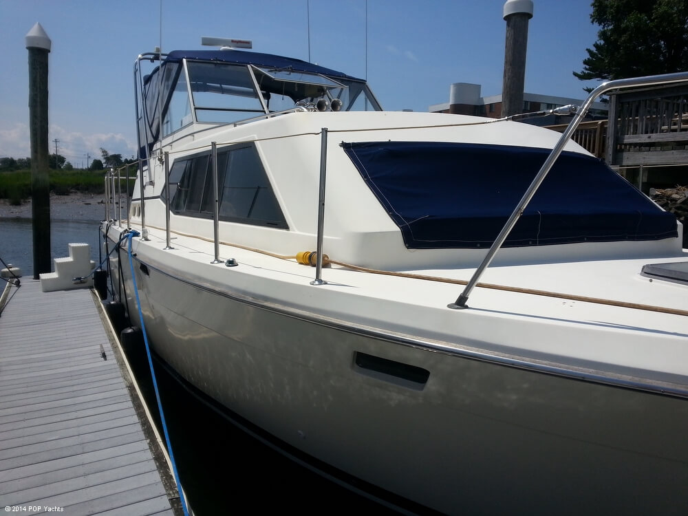 1978 Trojan boat for sale, model of the boat is 36 & Image # 3 of 40